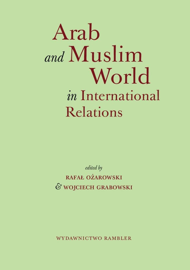 Arab and Muslim World in International Relations